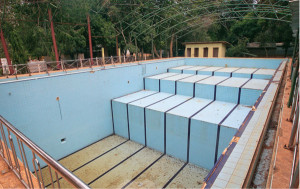 LTTE Swimming Pool